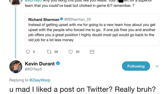 Kevin Durant wants everyone to stop giving him basketball advice