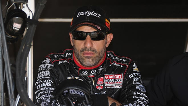 Tony Kanaan has gotten more scientific about racing in brutally hot conditions, measuring fluid and salt intake and monitoring his body's reaction before and after races.