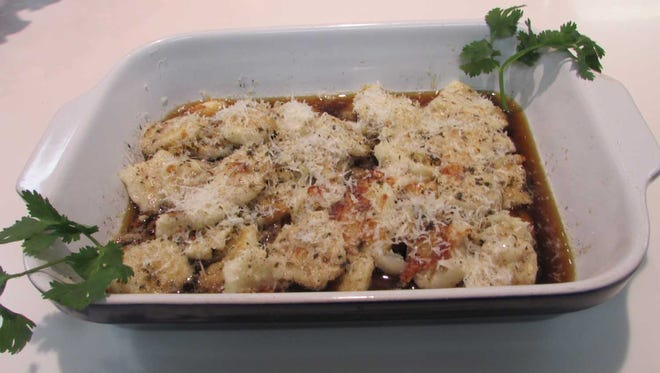 Gnocchi with Butter-Thyme Sauce