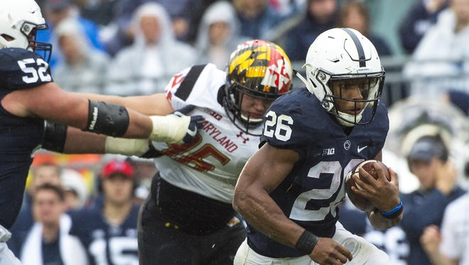 Saquon Barkley will be a marked man Saturday. But will the Ohio State Buckeyes truly be able to limit his impact?