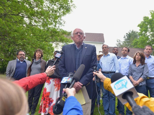 2016 June 12 Bernie Sanders 5