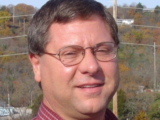 David Casaletto, Ozarks Water Watch executive director