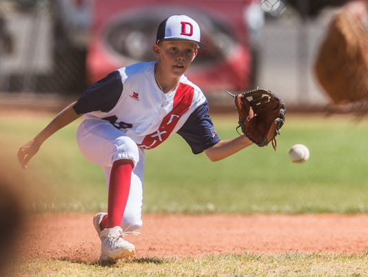 Little League state championship