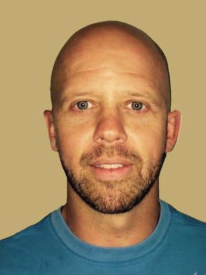 Haddon Heights' girls' soccer coach Brad Kent.