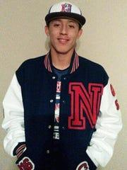 Francisco Valenzuela, from Phoenix North, is the Arizona