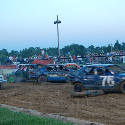 Demo derby: Boone County fair promises smashing good time