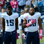 With the Titans camp opening, there are several starting positions up for grabs.