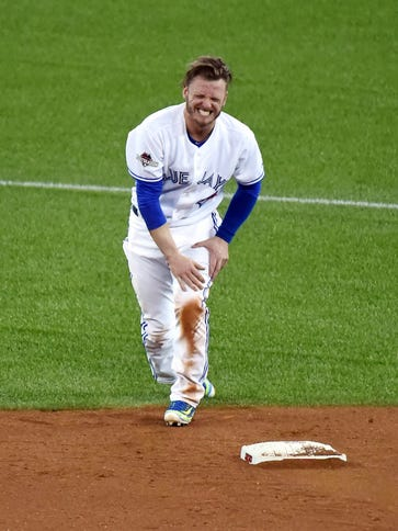 Josh Donaldson passed a concussion test, but will be