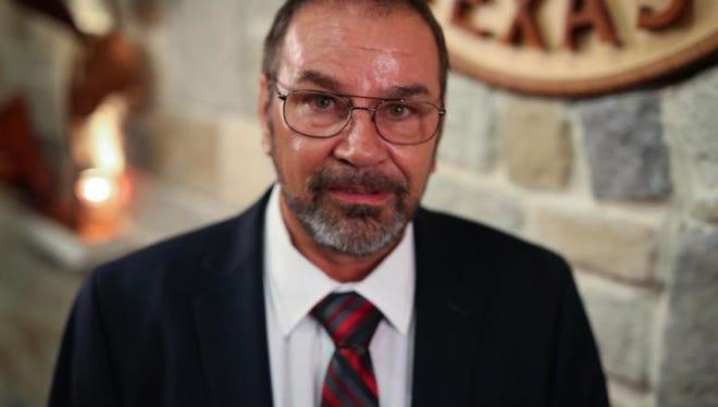 Bill Richardson, Single Member District 1 City Council member