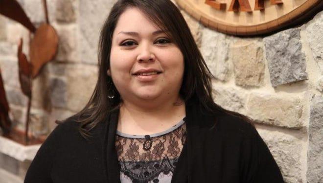 Sandra Aguilar is recreation supervisor for the City Of San Angelo's Senior Services Program.