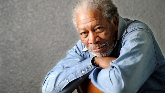 Actor Morgan Freeman  was aboard his plane Saturday night when it had to make an unexpected landing in Tunica. No one was injured.