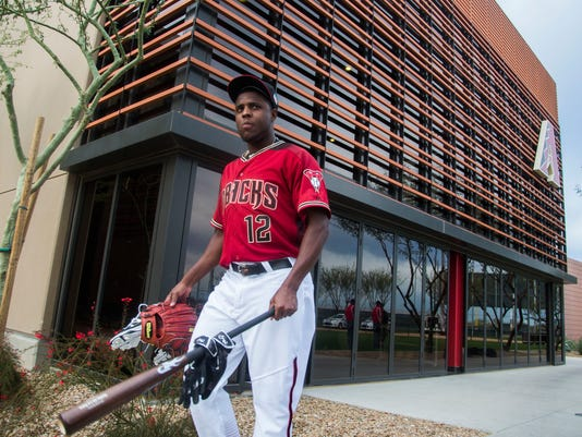 Diamondbacks Rubby De La Rosa