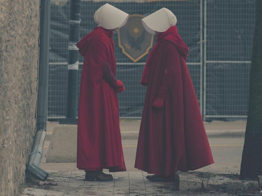"The Handmaid's Tale  -- ""The Bridge"" Episode 109 --"