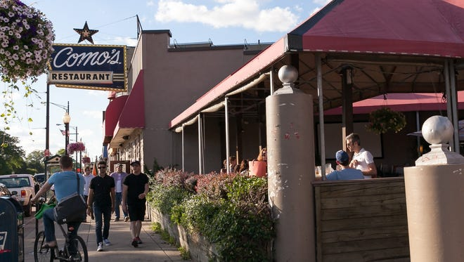 Ferndale's Como's restaurant was recently sold for $3.07 million.