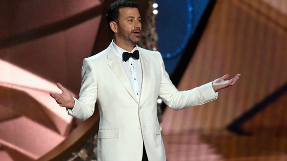 Kimmel mined 'The People vs. O.J. Simpson' for all