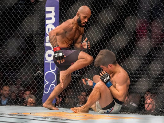MMA: UFC 197-Johnson vs Cejudo