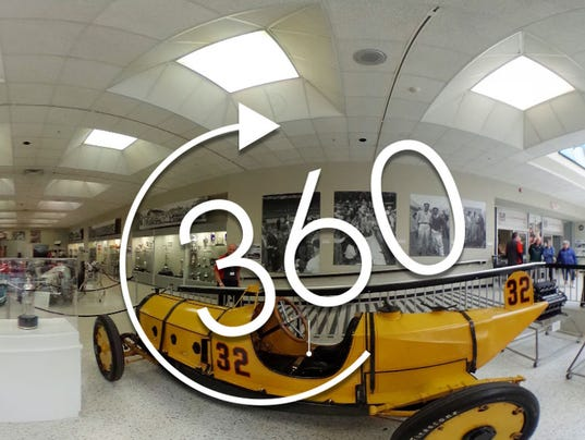 360 Video Tour The Indianapolis Motor Speedway Museum