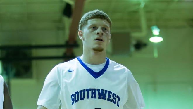 Tyrik Dixon averaged 24 points at Southwest Christian Academy in Arkansas.