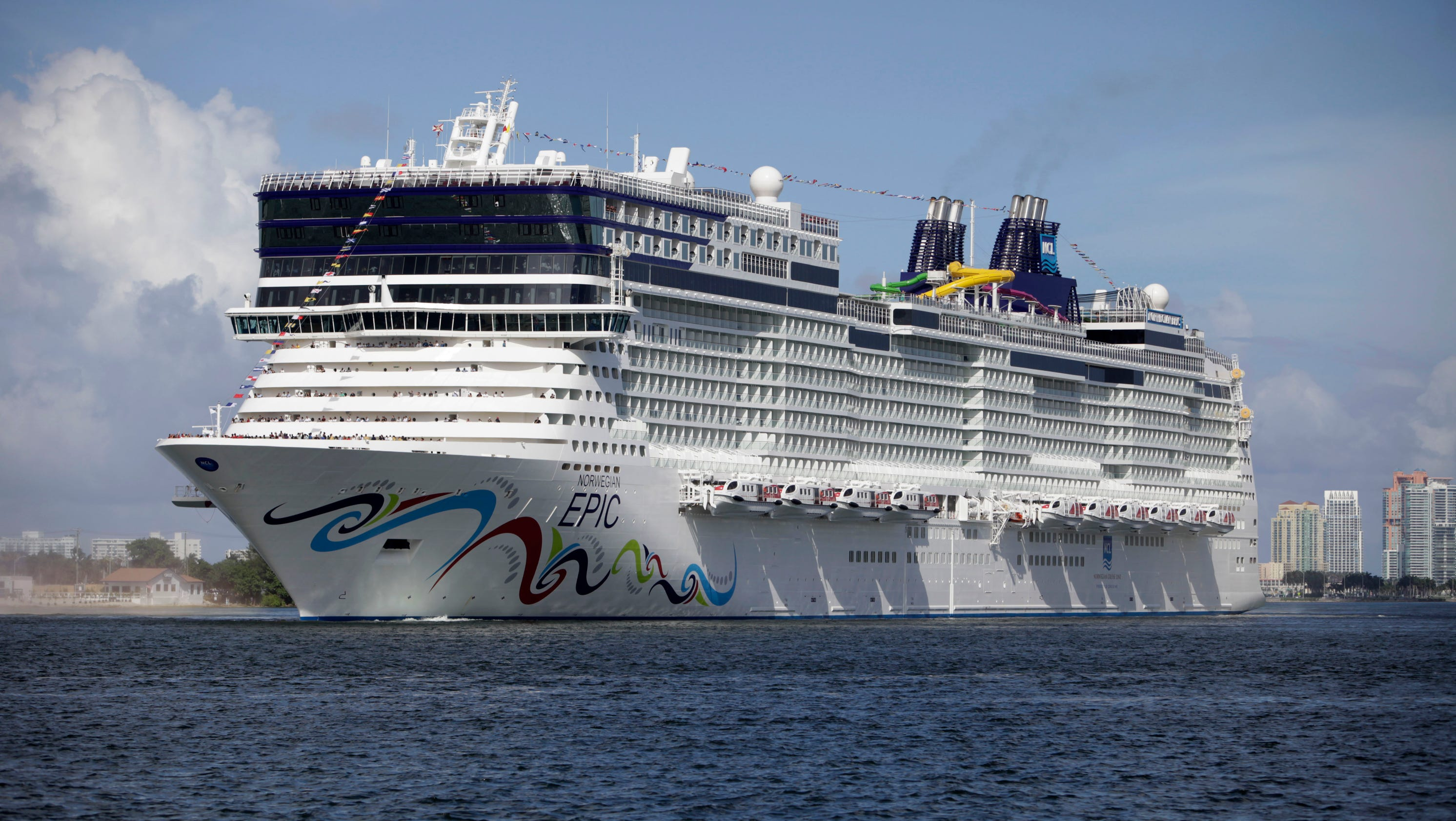 Giant Cruise Ship To Be Based Yearround In Europe