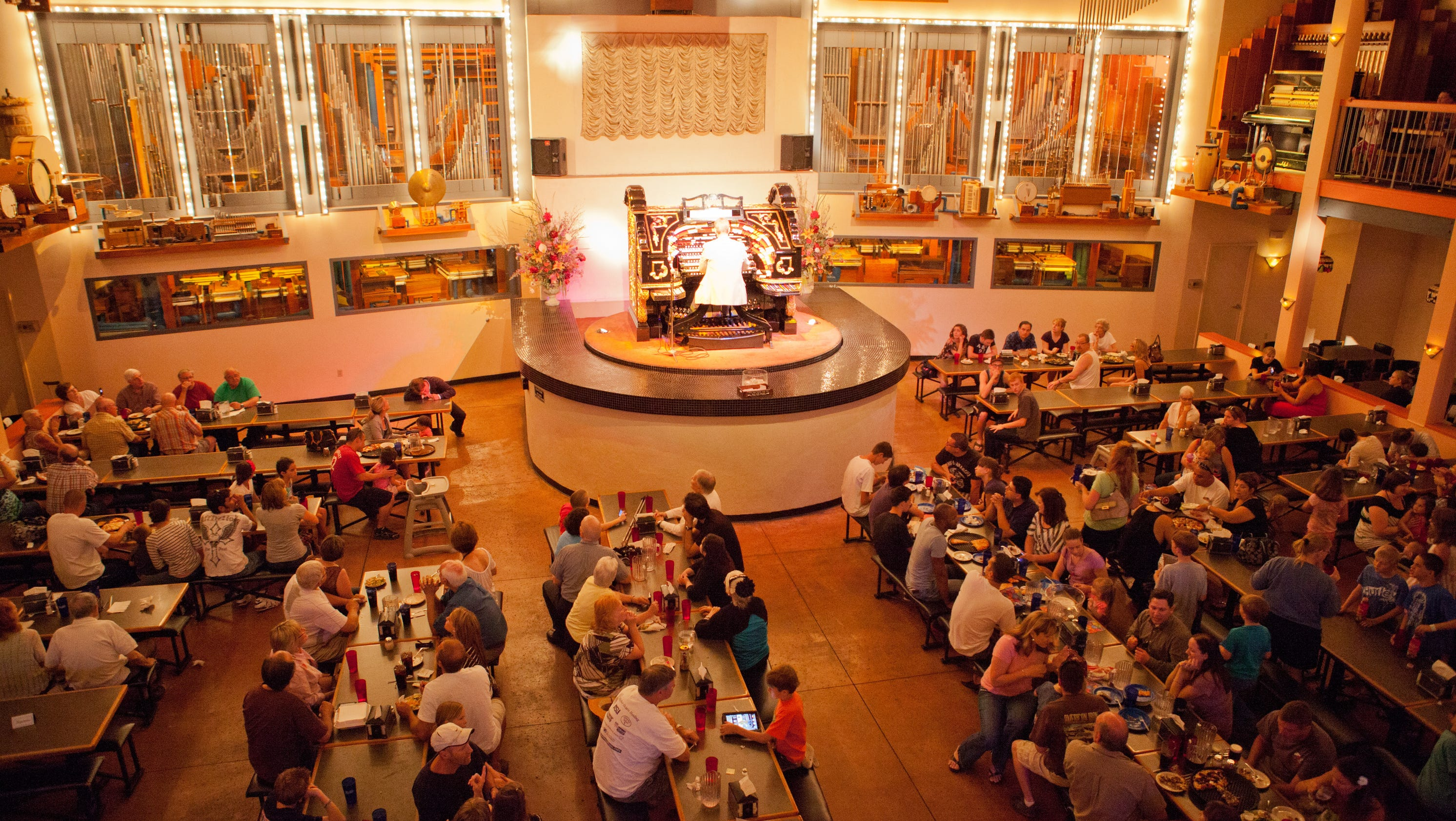 14 Fun Facts About Organ Stop Pizza In Mesa