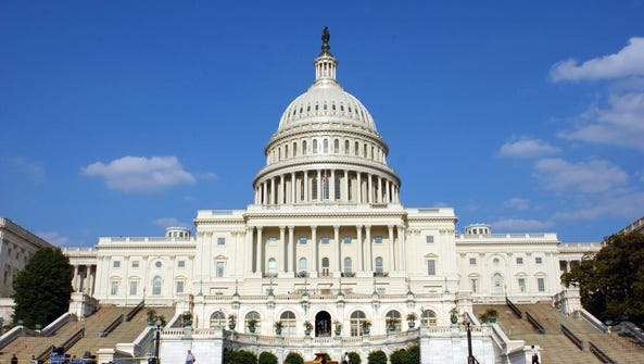 Getty Images The U.S. Capitol in Washington.
