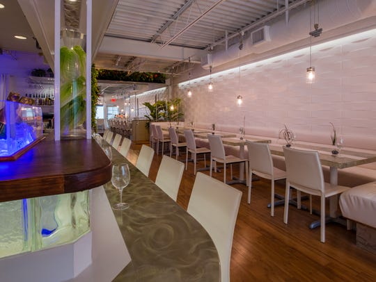Blanc opened last week in the former Oyster Shell space