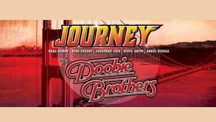 Journey and Doobie Brothers