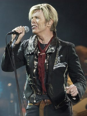 David Bowie recently died at age 69.