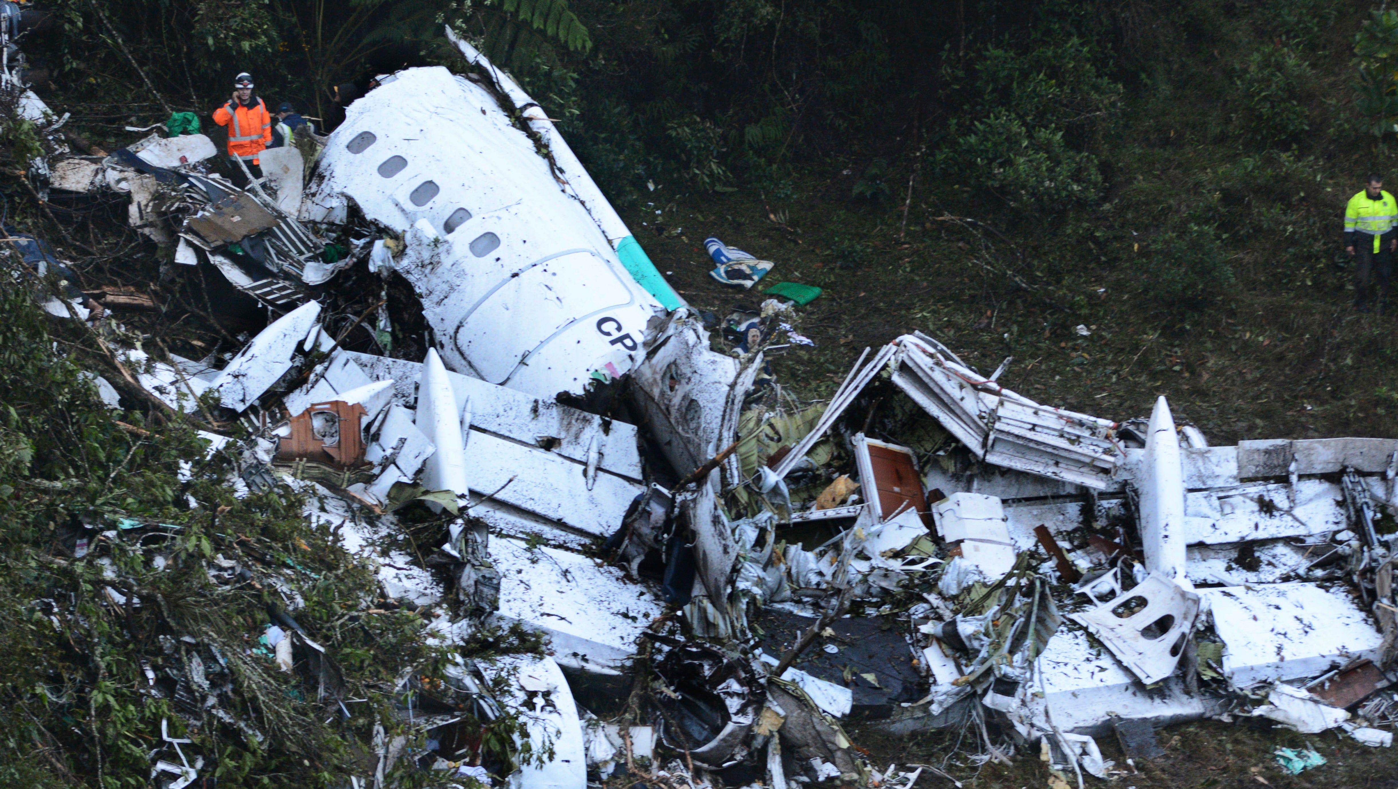 Brazil Soccer Team Plane Crash Timeline Of Other Sports Related Tragedies