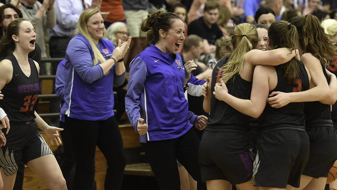Along with other teams, Westlake girls basketball coach Katie Hensle and the Chaps open the season this weekend. Scheduling restrictions imposed by the coronavirus pandemic led to a preseason scheduling scramble for both boys and girls basketball teams.