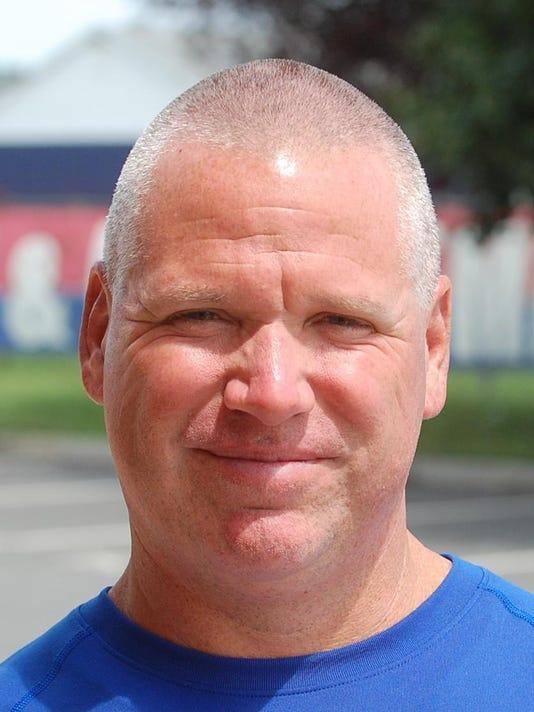 Mark Wechter - WT football