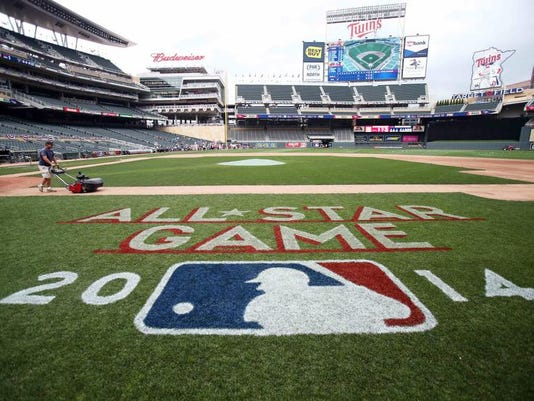 All Star Game Baseball