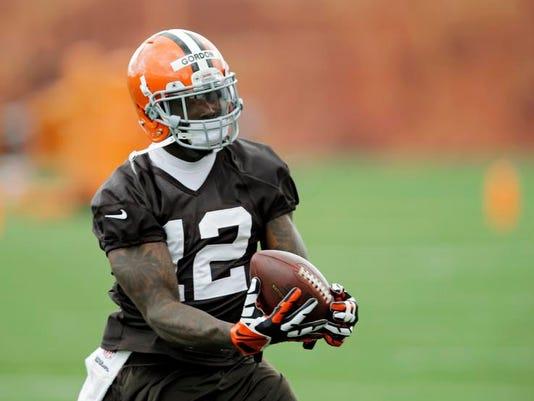 Draft Browns Football