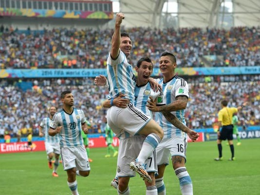 Argentina-H1 or V