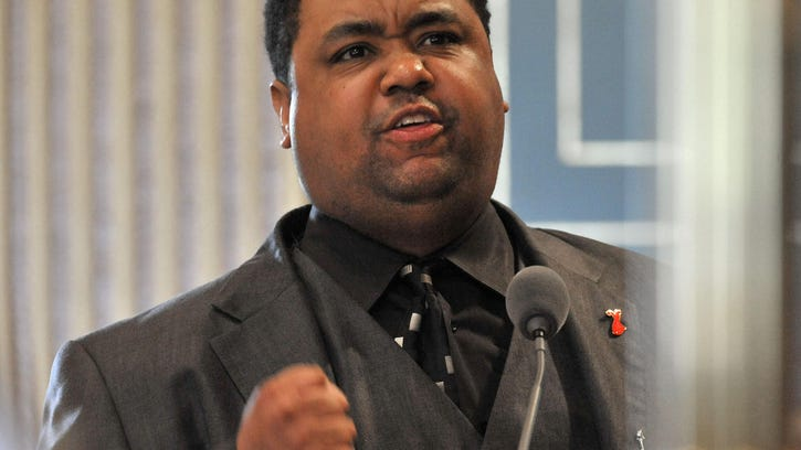 State Sen. Coleman Young II, D-Detroit, will likely draw on his father's legacy if he considers a run for mayor, writer says.