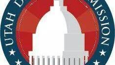 Utah Debate Commission logo