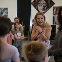 'Mean Girls' star Kerry Butler helps Shore kids get 'Mary Poppins' ready to fly