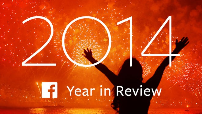 Facebook's Year in Review tracked the destinations users checked into most frequently this year.