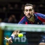 Top seed Marin Cilic, defending champion Martin Klizan lose in quarters