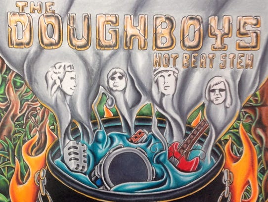 """With """"Hot Beat Stew,"""" The Doughboys once again give"""