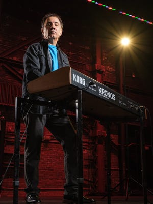 Lifelong Brocktonian and musician Jack Colombo became a KORG USA artist in 2020, joining a list that includes heavy hitters on the keyboard like Phil Collins and Herbie Hancock.