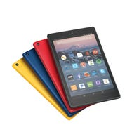 Amazon refreshes Fire tablets with modest upgrade
