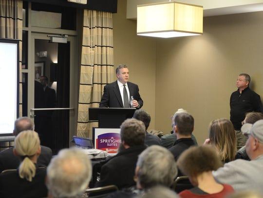 Tim Kuehn of Kuehn Holdings Real Estate discusses his
