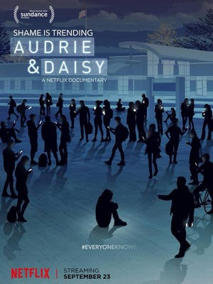Audrie and Daisy will be shown Monday, Sept. 19, to freshmen in Sioux City.