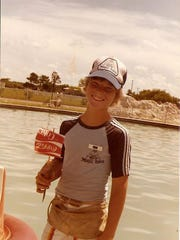 The bumper boats at Magic Isles in Corpus Christi. Magic Isles was an amusement park located at SPID and Flour Bluff Drive from 1978 to 1984.