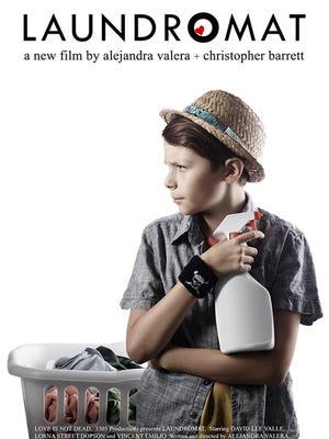 Film poster for the 2014 Louisiana Film Prize Top 20 film 'Laundromat.'