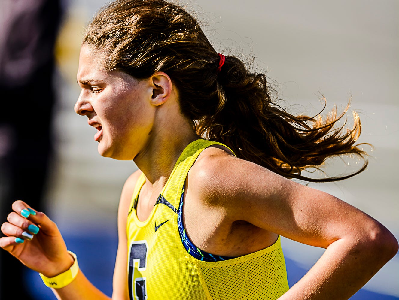 Grand Ledge's Jenna Magness enters the season as one of the area's top runners.