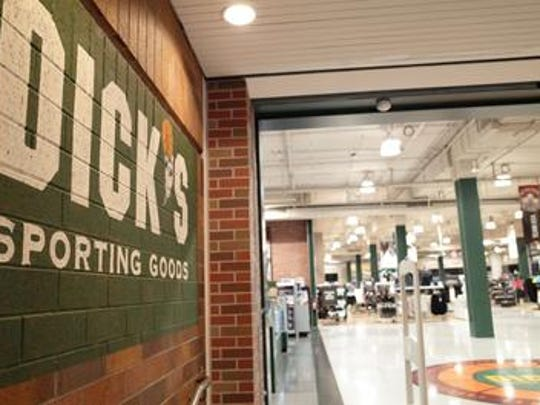 Dick's Sporting Goods this week raised the age of gun purchases from 18 to 21.
