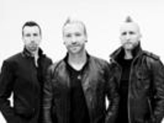 Thousand Foot Krutch, a Christian rock band, will be
