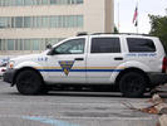 Vineland police cruiser